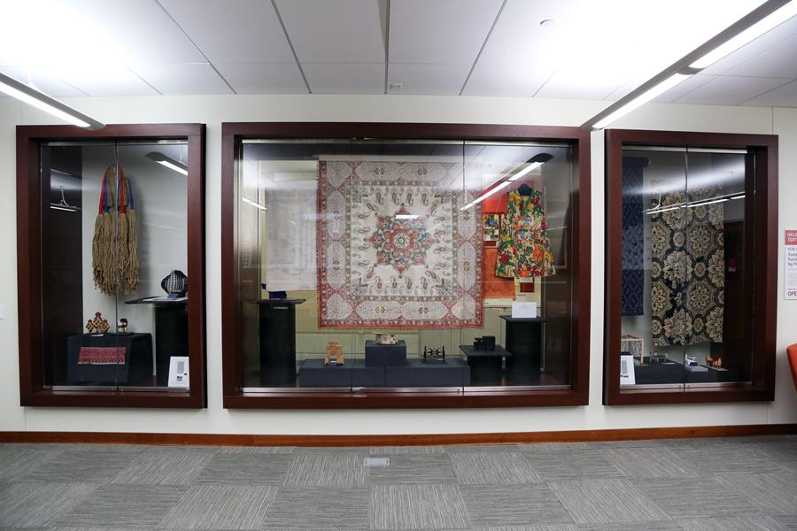 Hellen Louise Allen Textile Collection