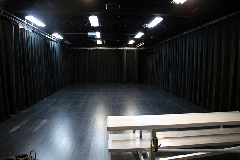 The Blackbox Theatre in Sellery Hall
